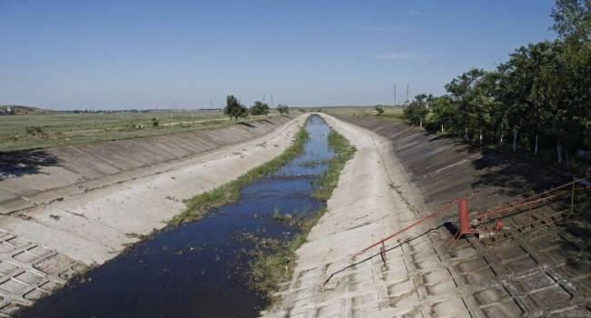 «Как это проконтролировать?»: Шмыгаль рассказал, кто в Крыму сможет получить украинскую воду, а кто нет