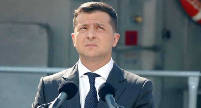 Доник: в любой момент по требованию США все имущество Зеленского может оказаться заблокированным и арестованным
