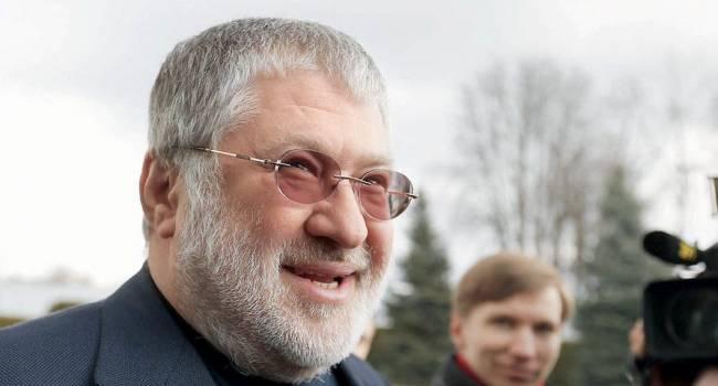 Сазонов: у Коломойского теперь только один выход – по максимуму вкладываться в рекламу и играть в жертву политических репрессий