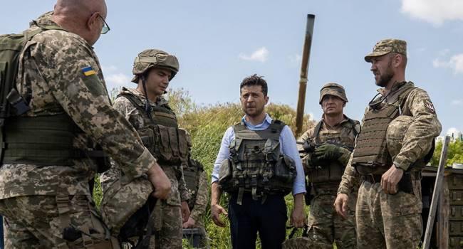 «Нужно зафиксировать»: Зеленский рассказал о следующих шагах по Донбассу