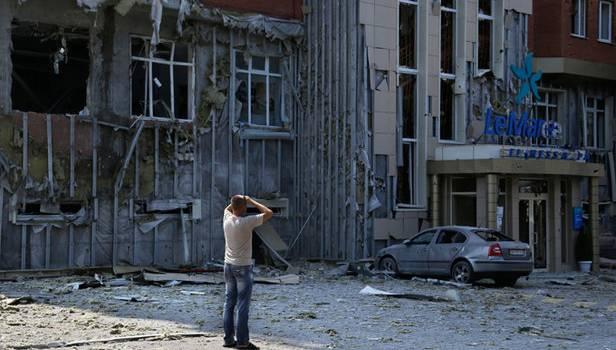 Озвучена сумма, необходимая для восстановления разрушенного Россией Донбасса