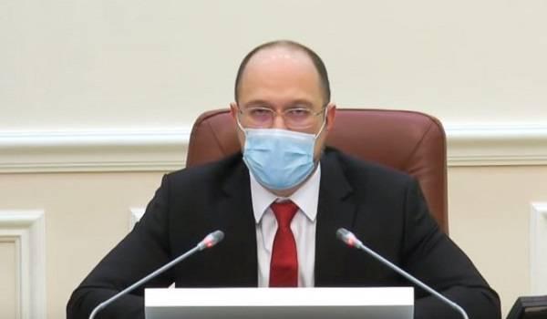 Сегодня Кабмин соберется на экстренное заседание в связи с ситуацией с COVID-19
