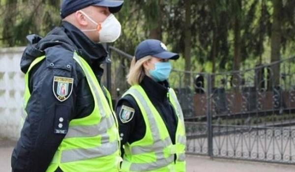 Полиция составила более 21 тысячи протоколов в связи с нарушением карантина