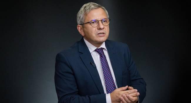 Устенко: Для восстановления Донбасса нужно около 10 миллиардов долларов - это 5-7 процентов ВВП Украины