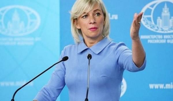 Захарова заявила, что РФ «прошла часть своего пути» по минским договоренностям