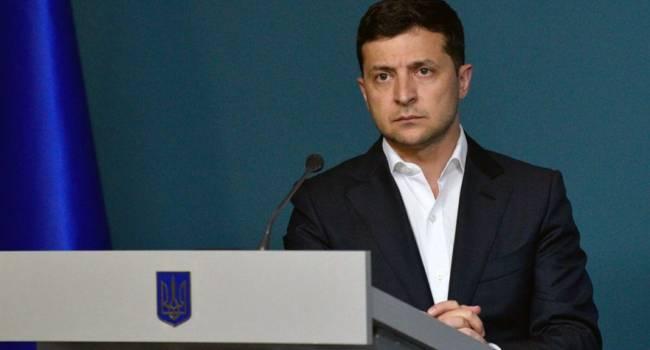 Блогер: Зеленский достал для Деркача записи, дал добро на их монтаж, а теперь заявляет, что Украина ни во что не вмешивается