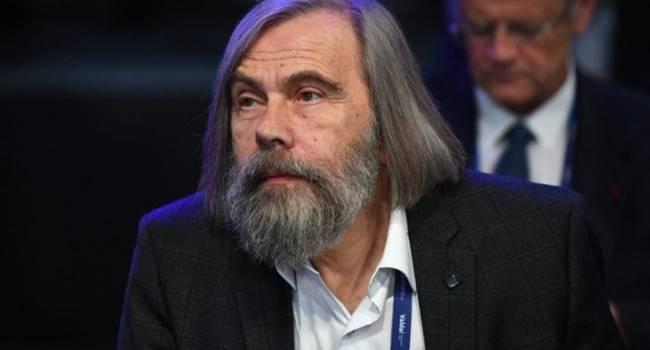 Погребинский: Зеленский не способен стукнуть по столу кулаком и сказать, что будет так как он решил