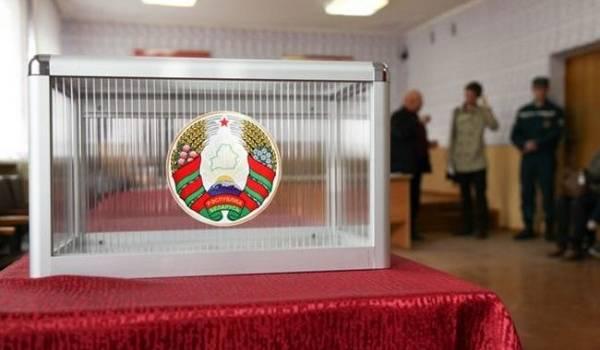 На выборах в Беларуси задержан независимый наблюдатель
