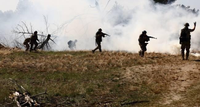 «На Донбассе начинается армагеддон!»: Зафиксировано антирекордное количество обстрелов. Боевики жалуются, что получили «ответку» от ВСУ