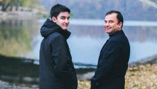 «Он был просто не созданным для современного жесткого мира»: в Киеве похоронили младшего сына Виктора Павлика