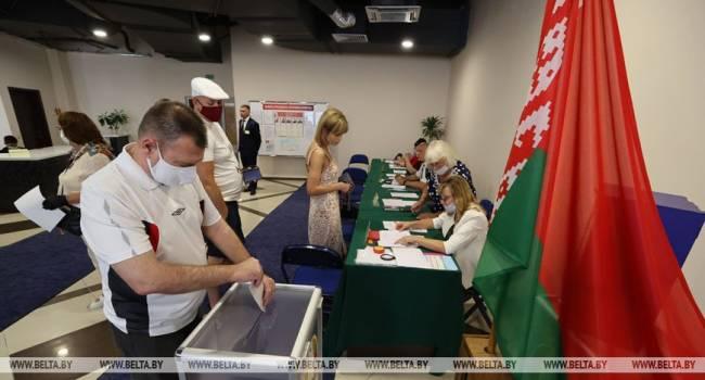 «Ну вот и все, выборы закончены»: Предварительный экзитпол озвучил имя будущего президента Беларуси