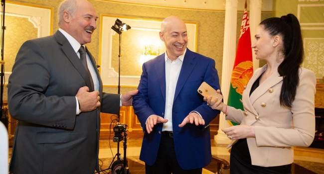 «Мне стало стыдно за Киев»: Гордон рассказал о своей поездке в Минск