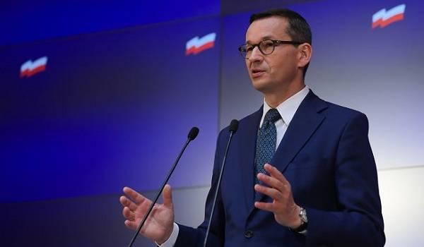 Ситуация в Беларуси: польский премьер настаивает на созыве экстренного саммита Евросоюза