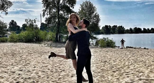 «Начинаю влюбляться»: Слава Каминская показала новое фото с Дигусаровым