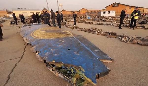 Иран отказался платить Украине компенсацию за сбитый в январе самолет МАУ