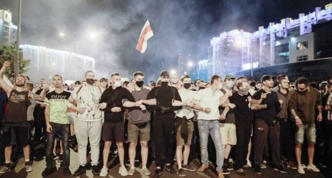 В Беларуси протест без лидеров – протестующие сами не знают за, что вышли на улицы, – политолог