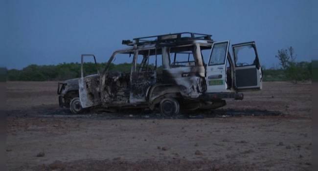 Боевики из Нигера жестоко расправились с группой французских туристов