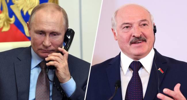 Блогер: Путина больше не устраивает даже тот минимум суверенности, который сохранил Лукашенко