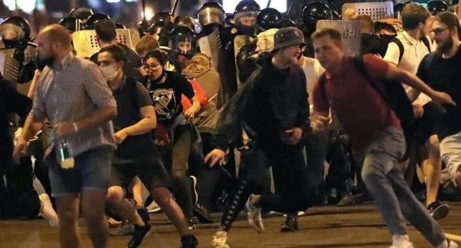 «Уже в ближайшие дни»: политтехнолог предупредил о волне насилия в Беларуси
