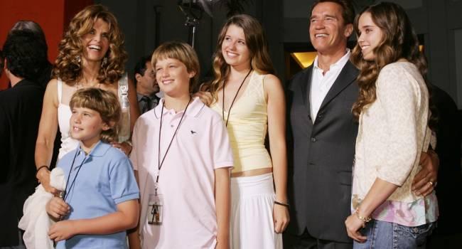 Арнольд Шварценеггер впервые стал дедушкой: у актера родилась внучка