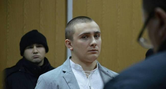 «Поддерживаемое радикалами ни*тожество идет к обвинительному приговору суда»: Портнов рассказал о подвижках в деле Стерненко