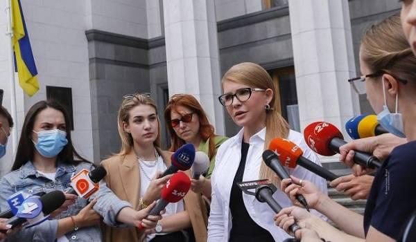 Тимошенко будет обжаловать в Конституционном суде закон об игральном бизнесе