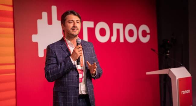 Политолог: Притула идет в мэры, чтобы завести «Голос» в Киевсовет – вот и вся задача