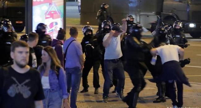 Телеведущая: поражает неоправданная жестокость белорусских силовиков – часто бьют людей только потому, что могут бить, потому что садисты