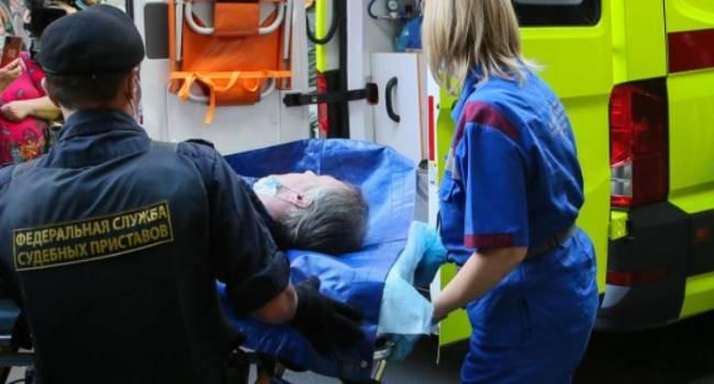 «Атаки головного мозга»: известный кардиолог прокомментировал госпитализацию Ефремова