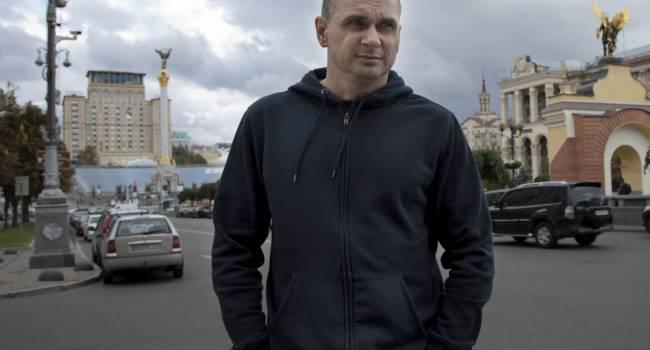 Сенцов: Вся пророссийская и экс-региональная шваль проталкивает реванш, дискредитируя патриотов и активистов. Но они ошибаются по поводу нашего терпения