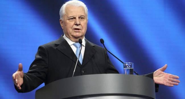 Кравчук предложил альтернативу понятию «особый статус» Донбасса