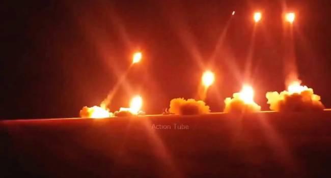 «Опять дюжина «двухсотых»?»: Армия Турции вместе с союзниками жестко накрыли «Градами» российских военных в Сирии
