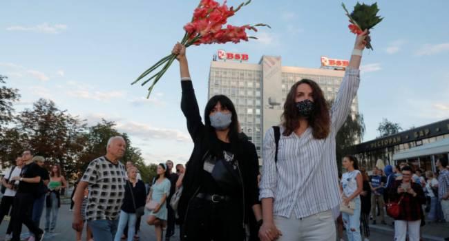 Поступила команда – спецназовцы освободили центр столицы Беларуси