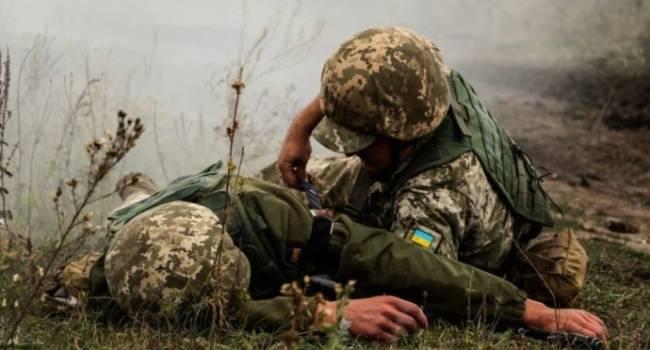 «Погиб во время выполнения боевого задания»: На Донбассе с военным ВСУ произошла трагедия