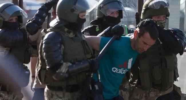 Ветеран АТО: не удивлюсь, если процентов 30 ОМОНовцев, которые сейчас на улицах Минска, прибыли из Рязани или Тамбова