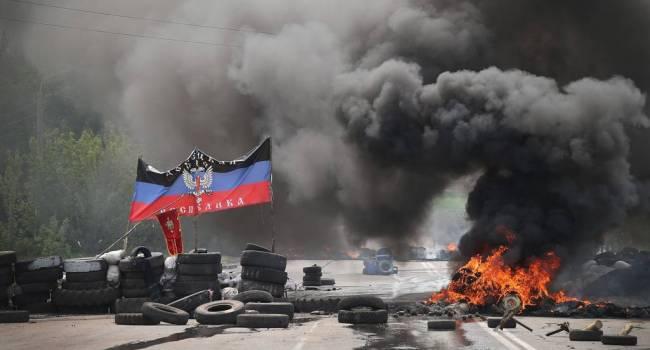 «Очередной «груз-200»: Боевики продолжают нести летальные потери на Донбассе