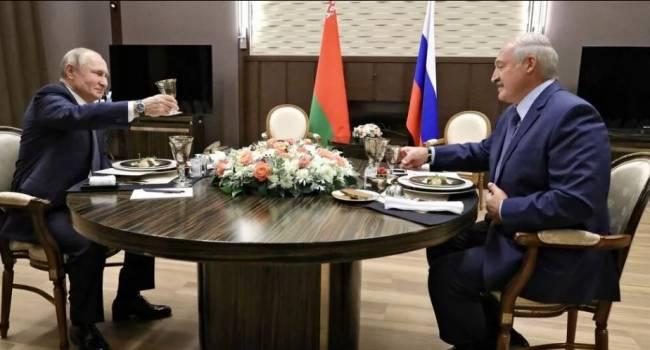 «Слабая Беларусь со слабым диктатором»: Самусь назвал идеальный сценарий для Путина