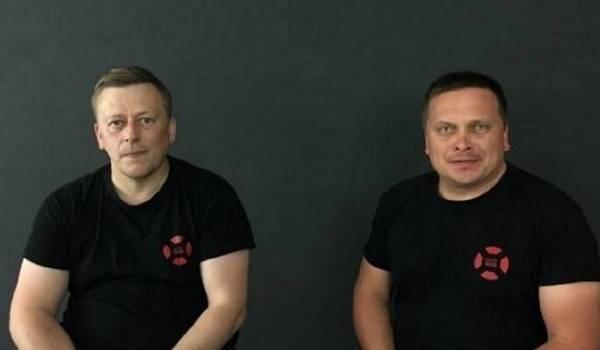 В Беларуси освободили ранее задержанных украинских волонтеров