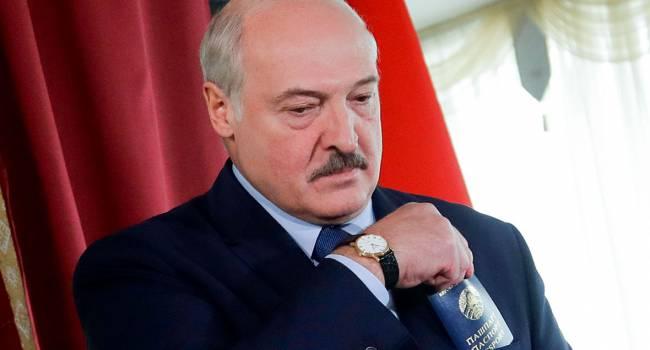 Эксперт: Лукашенко – уже сказал свое последнее слово, шансы на то, что он удержится у власти равны нулю
