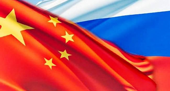 Головачев: С удовольствием буду наблюдать, как Китай, словно удав, начнет удушать Россию в ситуации, когда Путин окончательно рассорился с Западом