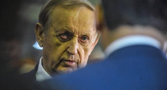 Богуслаев, сын которого купил остров в Италии, заявил, что пора покончить с позорным явлением, которое затеял Порошенко на востоке
