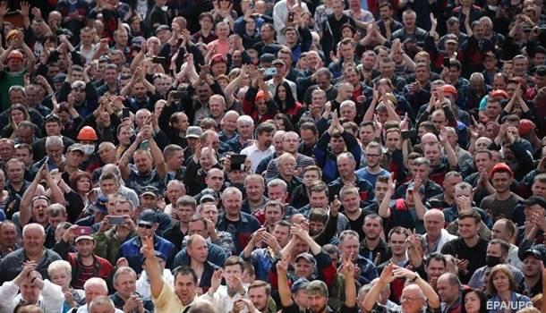 В воскресение в Беларуси проведут марш достоинства