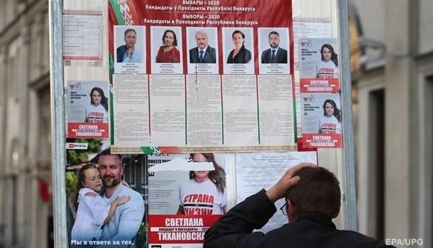 В штабе Тихановской сообщили результаты предварительного подсчета голосов