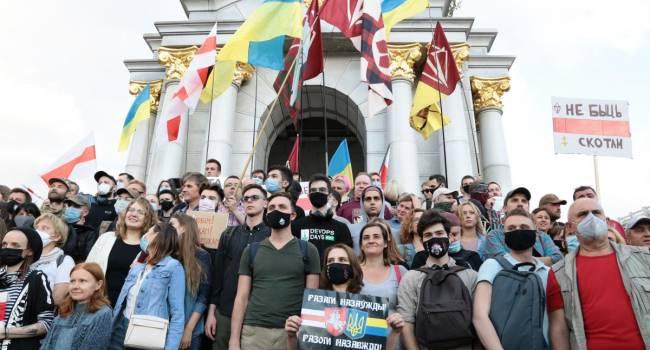 Украина, безрассудно пиаря белорусскую «оппозицию», сделала неправильную ставку - мнение
