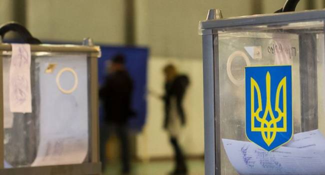 «Слуга народа», «Европейская солидарность» и ОПЗЖ пока являются фаворитами предстоящих местных выборов - опрос