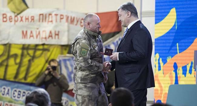Ярош: Патриотические и государственнические силы должны объединяться вокруг «Европейской солидарности» - самой крупной оппозиционной партии