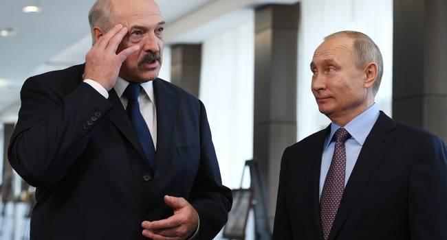 «Спасти Союзное государство»: Лукашенко будет просить Путина о силовой помощи – политтехнолог РФ