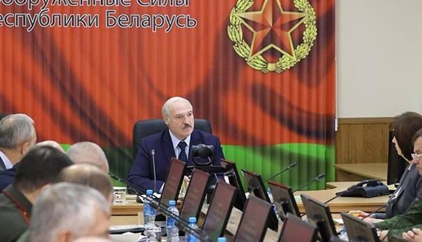 «Вы у себя наведите порядок, а мы страну не отдадим»: Лукашенко резко обратился к странам ЕС