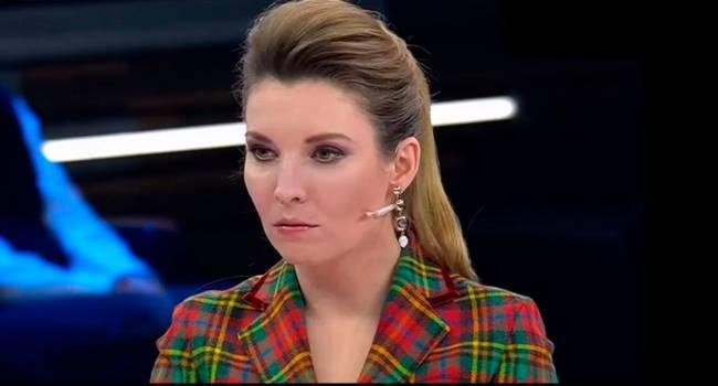 Пропагандистка Скабеева обвинила Яроша в организации протестов в Беларуси