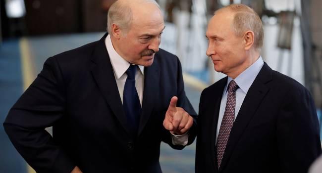Телеведущая: после разговора Лукашенко и Путина нам надо срочно созвать СНБО и подымать силовиков